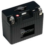 UPG 48060 - APP18A1-BS12 - Motorcycle Battery - Lithium Iron Phosphate (LiFePO4) - 12 Volt - 18 Ah Capacity - Right Polarity