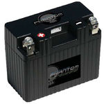 UPG 48061 - APP18A2-BS06 - Motorcycle Battery - Lithium Iron Phosphate (LiFePO4) - 6 Volt - 18 Ah Capacity - Right Polarity