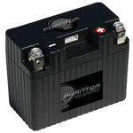 UPG 48063 - APP18L2-BS06 - Motorcycle Battery - Lithium Iron Phosphate (LiFePO4) - 6 Volt - 18 Ah Capacity - Left Polarity