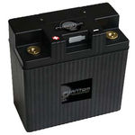 UPG 48066 - APP24A3-BS12 - Motorcycle Battery - Lithium Iron Phosphate (LiFePO4) - 12 Volt - 24 Ah Capacity - Right Polarity