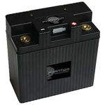 UPG 48067 - APP24L3-BS12 - Motorcycle Battery - Lithium Iron Phosphate (LiFePO4) - 12 Volt - 24 Ah Capacity - Left Polarity