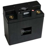 UPG 48069 - APP27L3-BS12 - Motorcycle Battery - Lithium Iron Phosphate (LiFePO4) - 12 Volt - 27 Ah Capacity - Left Polarity