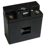 UPG 48071 - APP36L3-BS12 - Motorcycle Battery - Lithium Iron Phosphate (LiFePO4) - 12 Volt - 36 Ah Capacity - Left Polarity