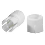 Rope Light Power and Extension Connector - 1/2 in. - 2 Wire - American Lighting - 5 Pack