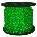 LED - Green - Rope Light - 150 ft. Spool