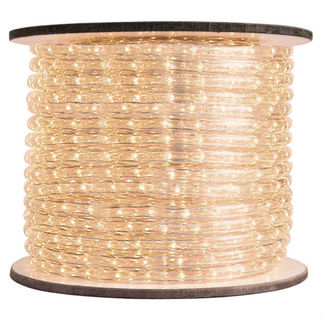 LED - Warm white - Rope Light - 150 ft. Spool