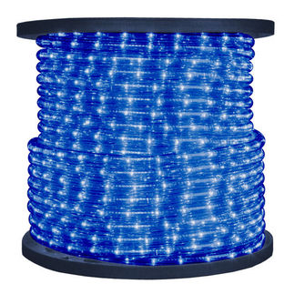 Blue - Rope Light - 150 ft. Spool - American MDL-BL