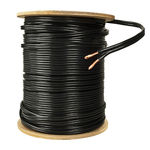 50 ft. - 10/2 Low Voltage Landscape Lighting Wire - 150 Volt Max. - PLT CLV-1002-0-50FT