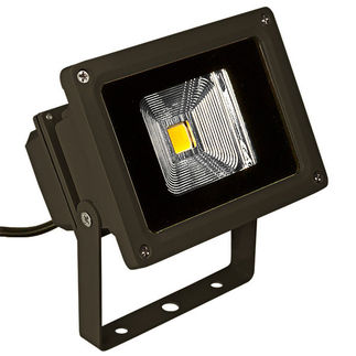 10 Watt - LED - Power Star Flood Light Fixture