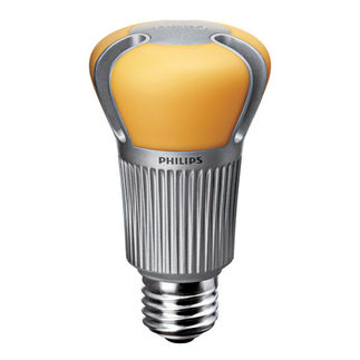 8 Watt - Dimmable LED Light Bulb - A19