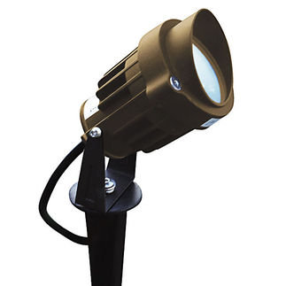 5 Watt - LED - Flood Light Fixture with Ground Stake