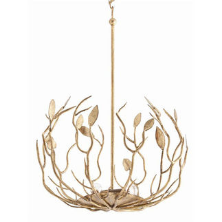 Arteriors 46760 - Nature Iron Pendant