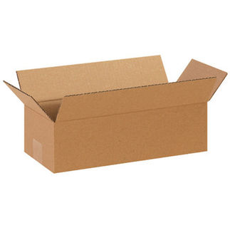 Long Corrugated Boxes - 18Lx8Wx6H