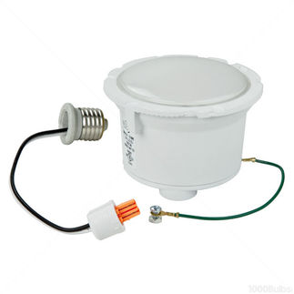 Halo ML5606930 - Dimmable - LED Downlight Module - Medium Base - 11 Watt - 600 Lumens - 3000K Warm White - Fits 6 in. Can Fixtures