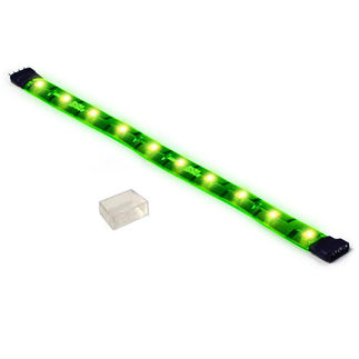 (12 Inch) 4.5 Watt - Green - 180 Lumens - 12 Volt - High Output - Dimmable LED Tape Light