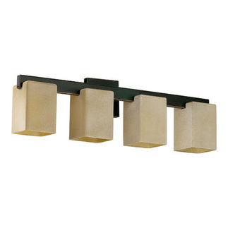 Quorum 5076-4-95 - Bathroom Sconce - 4 Light