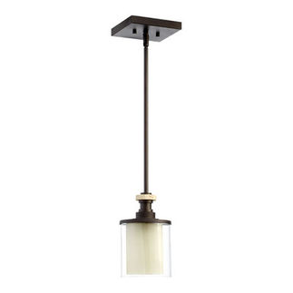 Quorum 3064-86 - Contemporary Mini Pendant - 1 Light
