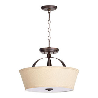 Quorum 2919-18-84 - Convertible Pendant - 3 Light