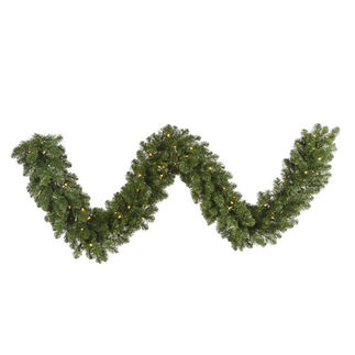 Vickerman G125512 - 9 ft. Grand Teton Christmas Garland