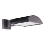 RAB WPLED3T78/PC - 78 Watt - LED - Wall Pack with 120V Photocell - 120/208/240/277 Volt - Bronze Finish
