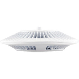RAB PLED52NW - 52 Watt - LED - Pendant Light Fixture - 4000K Cool White - 120/208/240/277 Volt - White Finish