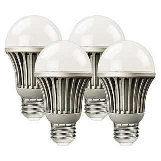 3.5 Watt - LED Light Bulb - A19 - 3000K Warm White - 245 Lumens - 25 Watt Equal - 120 Volt - Kobi WARM 25A19
