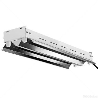 New Wave T5-22 - 2 ft. - 2 Lamp - F24T5-HO - Fluorescent Grow Light Fixture