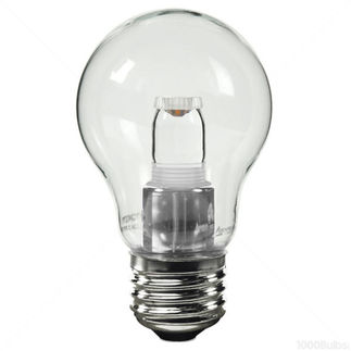 4 Watt - Dimmable LED - Clear A17 Light Bulb