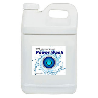 Power Wash by NPK Industries | 2.5 Gallons