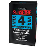 Sunshine Mix #4 - Aggregate Plus - Bale 3.8 cu ft