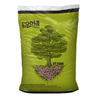 Roots Organics Big Worm - Soil Amendment - 1 cu.ft.