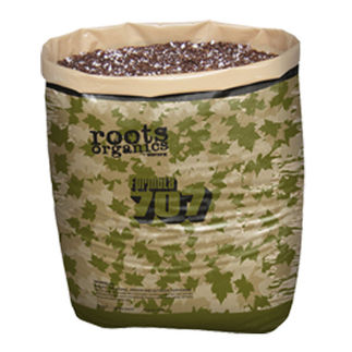 Roots Organics Formula 707 - Potting Soil - 3 cu.ft.