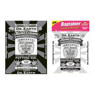 13 Quart - Home Grown - Premium Soil - Bagtainer - Dr. Earth