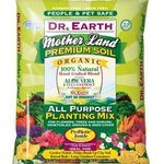 Dr.Earth 717125 - Mother Land - Planting Mix - 1.5 cu.ft.