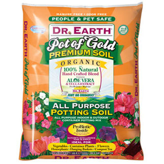 1.5 cu.ft. - Pot of Gold - Potting Soil - Dr. Earth