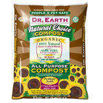 1.5 cu.ft. - Natural Choice - Compost Mix - Dr. Earth