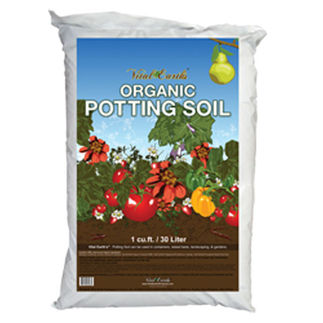 Vital Earth O.G. - Potting Soil - 1 cu.ft.