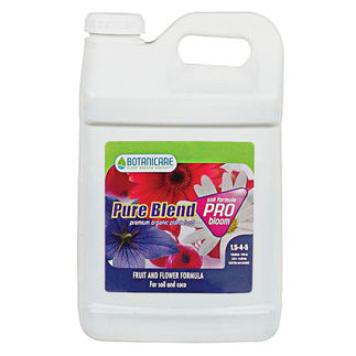 Pure Blend Pro Bloom by Botanicare | 1 Gallon