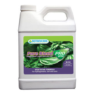 Pure Blend Pro Grow by Botanicare | 946 Milliliters
