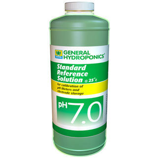General Hydroponics - pH Calibration Solution | 946 ml