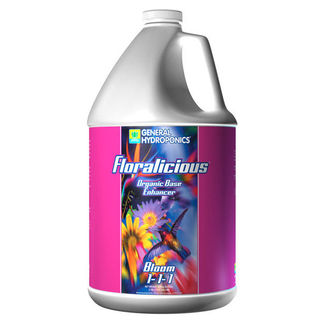 Floralicious Bloom by General Hydroponics | 1 Gallon