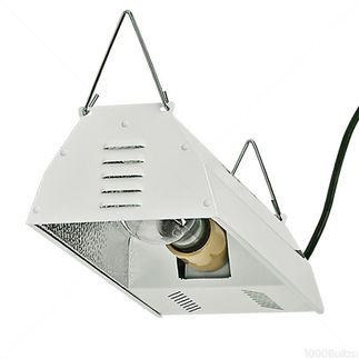 150 Watt - Grow Light Kit - High Pressure Sodium - Reflector with Hood and Ballast - Lamp Included - 120 Volt - Sun System 900490