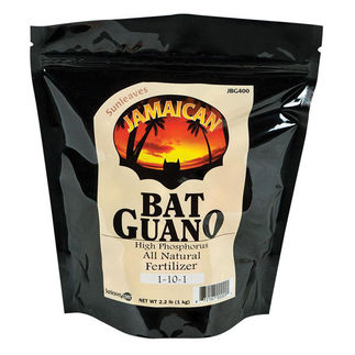 Jamaican Bat Guano by Sunleaves | 2.2 Pounds