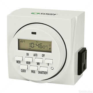 Titan Controls 734105 - Apollo 9 - 24 Hour Digital Timer