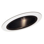 Nora Lighting NTM615B - 6 in. - Baffle - Sloped Metal