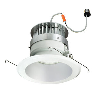 Nora NLEDC-661-27-WW - 6 in. - LED - Trim W/ Reflector