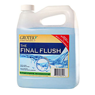 Final Flush by Grotek | Plant Wash| 4 Liters