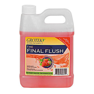 Final Flush Strawberry by Grotek | 1 Liter