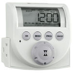 Intermatic DT620 - Grow Light Digital Plug-In Timer