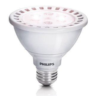 13 Watt - LED - PAR30 - Short Neck - 3000K Warm White - Narrow Flood